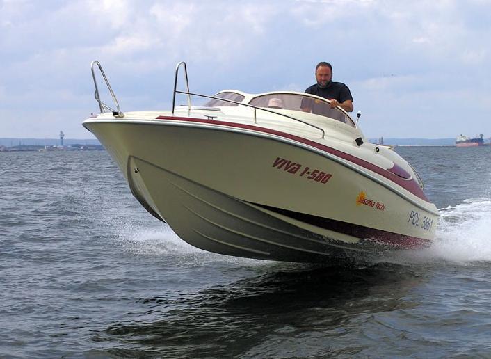 Лодка глиссирующая своими руками